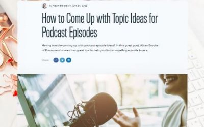 How to Come Up with Winning Topic Ideas